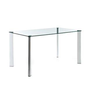 Glass desks wayfair janet writing desk gumiabroncs Gallery