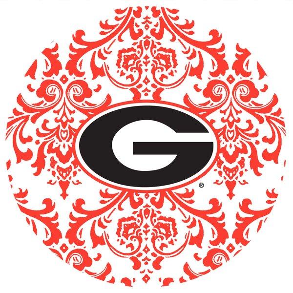 University of Georgia Collegiate Coaster (Set of 4) by Thirstystone