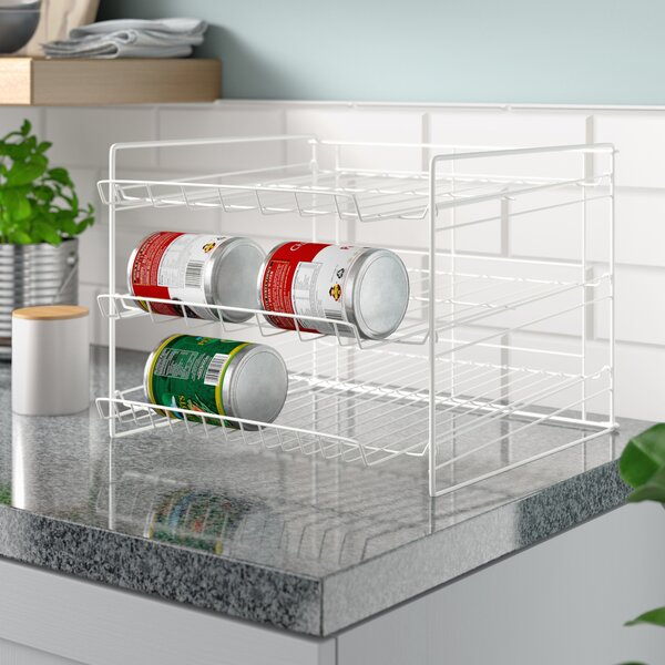 3 Tier Can Organizer by Rebrilliant