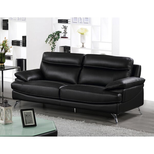 Leather Sofa by Best Quality Furniture