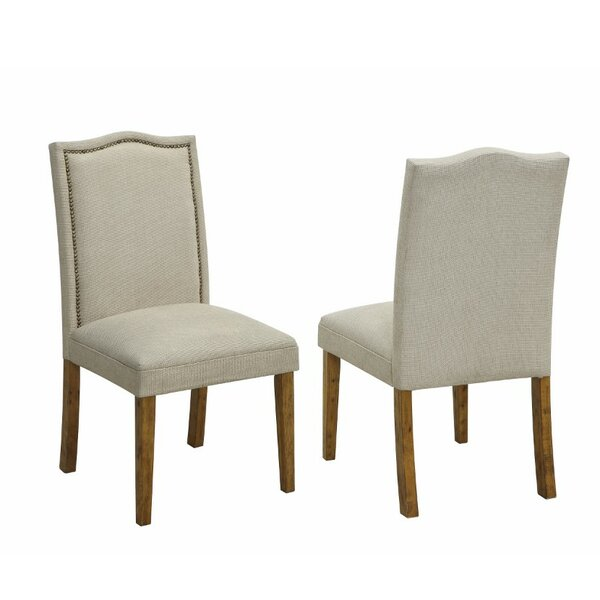 Ber Upholstered Dining Chair (Set of 2) by House of Hampton