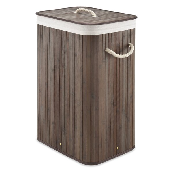 Rectangular Laundry Hamper by Whitmor, Inc