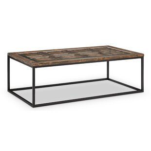 Read Reviews Ajit Rectangular Coffee Table By Gracie Oaks
