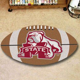 NCAA Mississippi State University Football Doormat by FANMATS