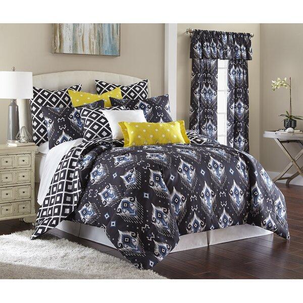 Pine Air 100% Cotton Reversible Comforter Set