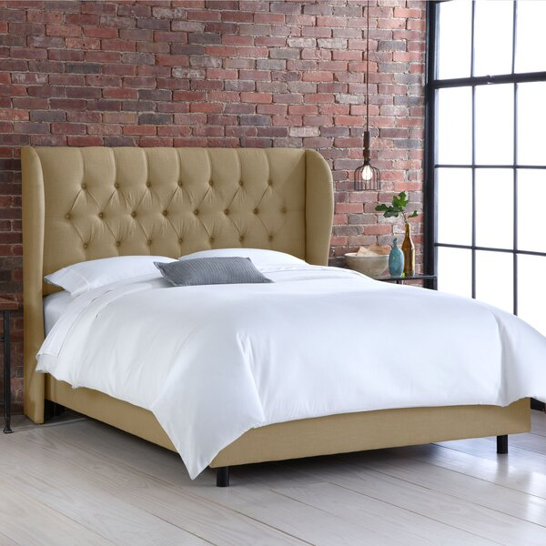 Goodrich Upholstered Standard Bed by SkylineExpress
