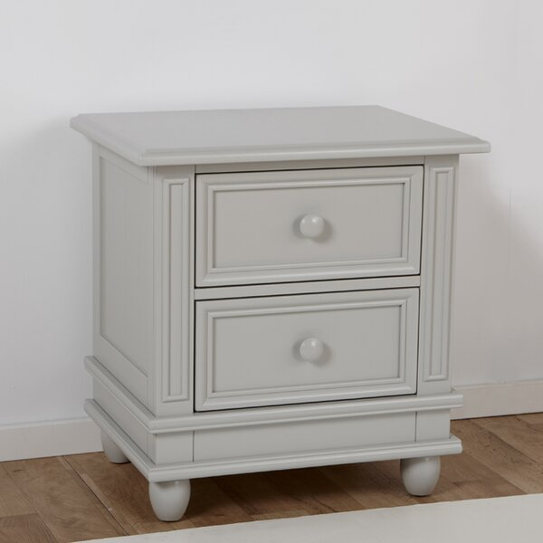 Margene 2 Drawer Nightstand by Harriet Bee