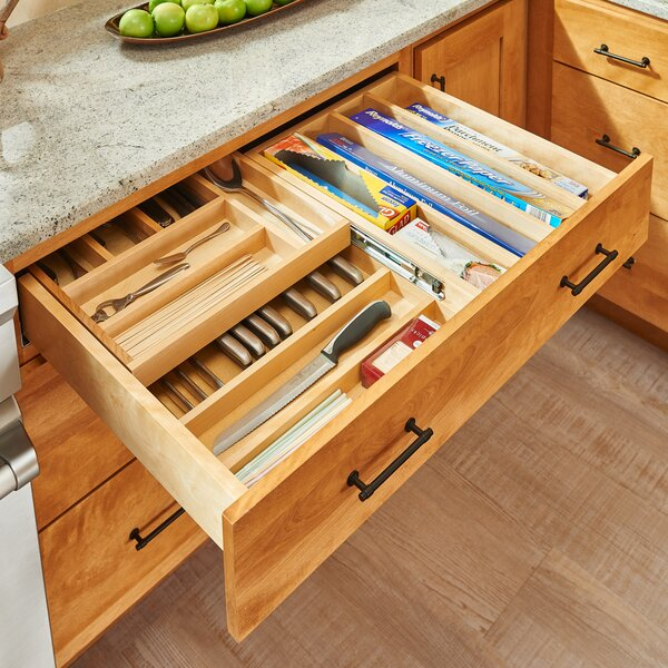 Cutlery Drawer by Rev-A-Shelf