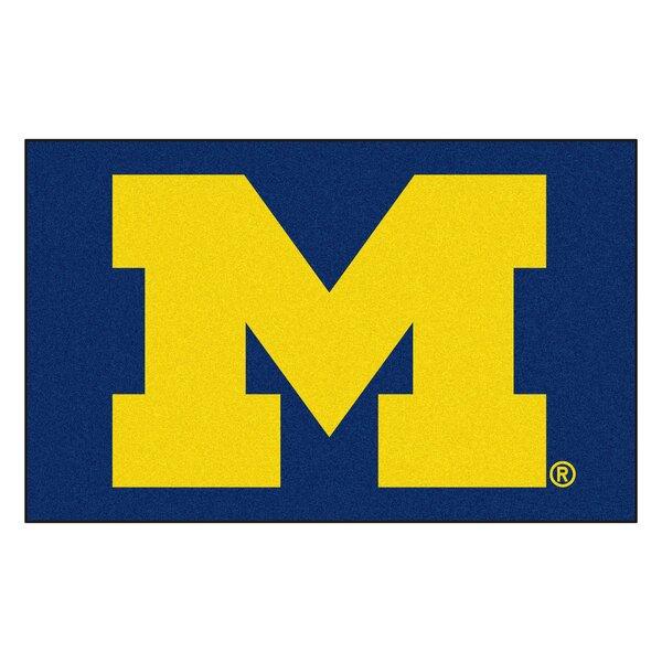 Collegiate University of Michigan Doormat by FANMATS