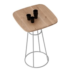 Barrique Pub Table by Domitalia