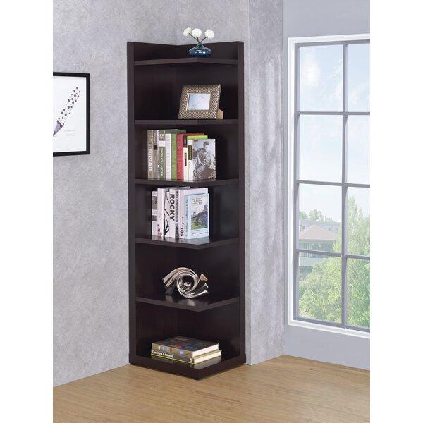Ashville Corner Unit Bookcase by Winston Porter
