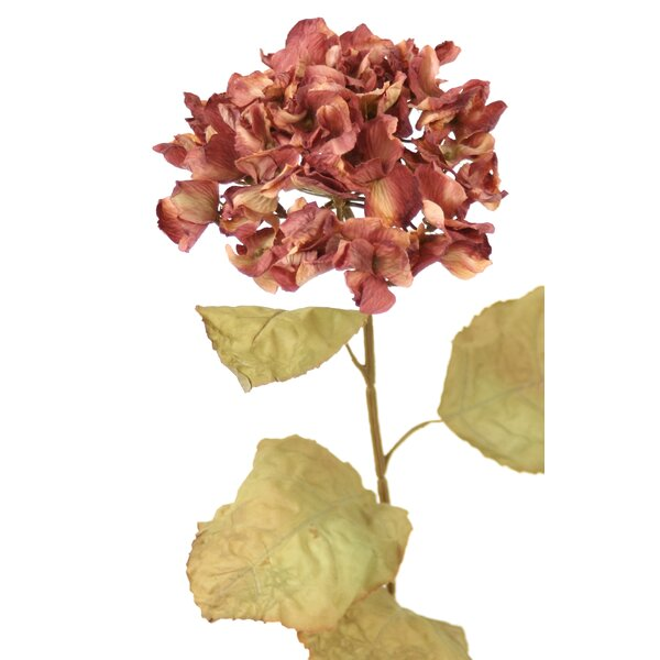 DIY Flower Artificial Everlasting Hydrangea (Set of 12) by Distinctive Designs