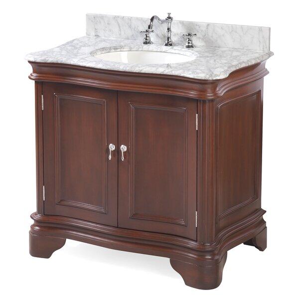 Katherine 36 Single Bathroom Vanity Set by Kitchen