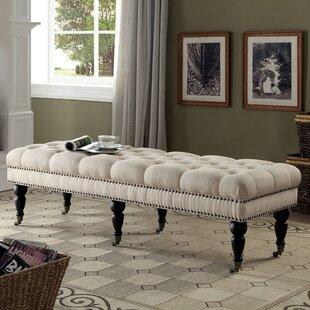 Sharie Upholstered Bench