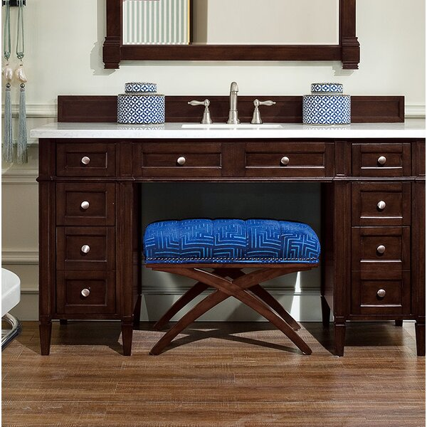 Dussault 60 Makeup Counter Vanity by Darby Home Co