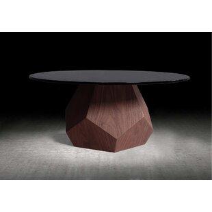 Zeman Glass Coffee Table Brayden Studio