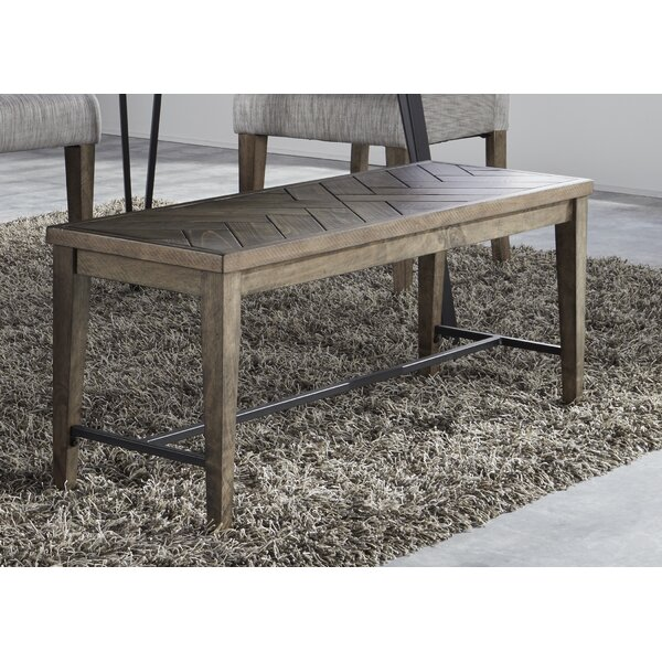 Cleasby Dining Bench by Gracie Oaks