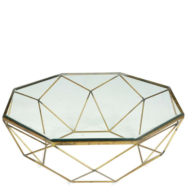 Review Rhoda Schroom Coffee Table
