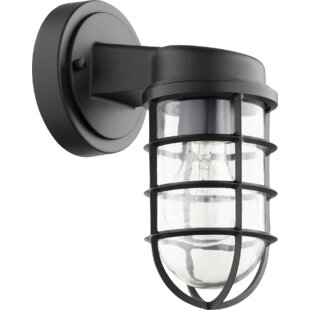 Compare & Buy Downend Outdoor Wall Lantern By Breakwater Bay