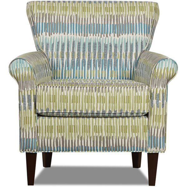 Barajas Wingback Chair by Red Barrel Studio Red Barrel Studio