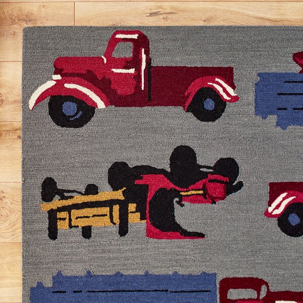 Old-Fashioned Farm Rug by Birch Lane Kids™