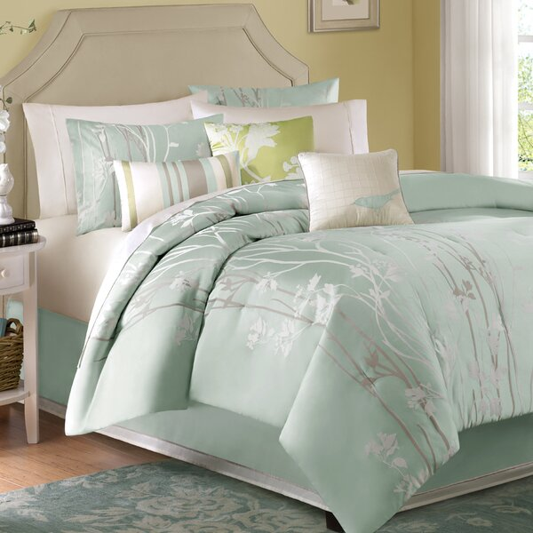 Coeymans 7 Piece Comforter Set by Red Barrel Studio