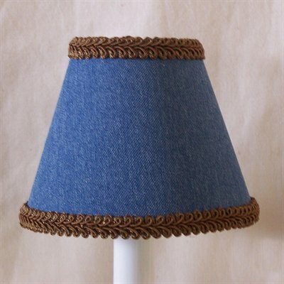 True Blue Jeans Night Light by Silly Bear Lighting