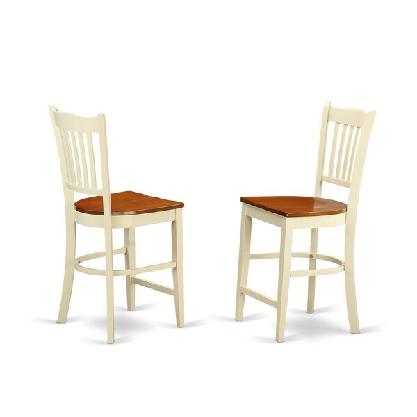 Groton Solid Wood Dining Chair (Set of 2) by Wooden Importers