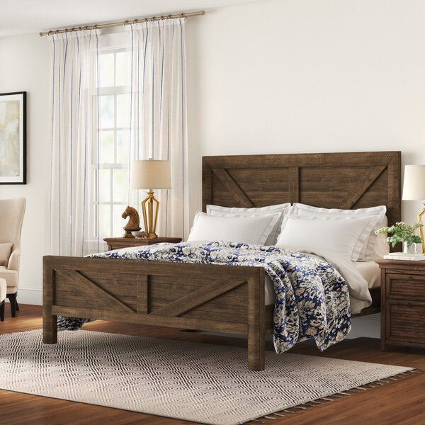 Craigsville Platform Bed by Three Posts