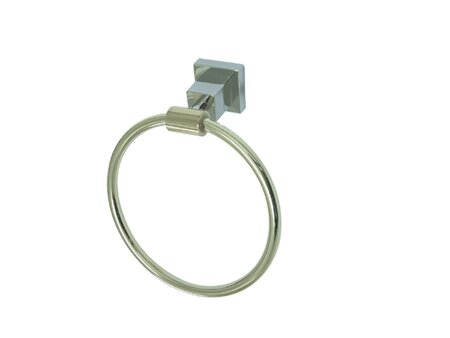 Claremont Wall Mounted Towel Ring by Elements of Design