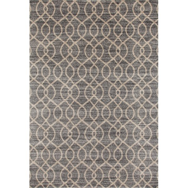 Elite Soft Gray Area Rug by World Rug Gallery