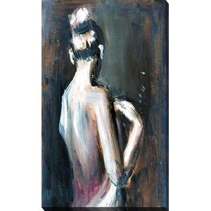 'Nude I' Painting Print on Wrapped Canvas by Picture Perfect International