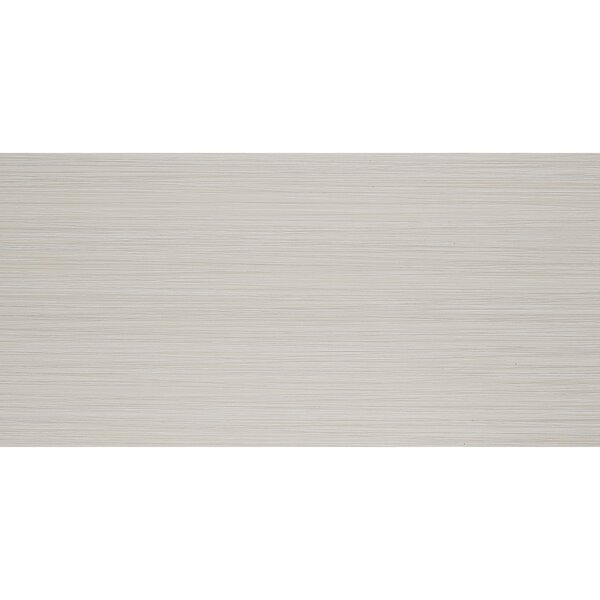 Fabrique 12 x 24 Porcelain Wood Look Tile in Crème Linen by Daltile