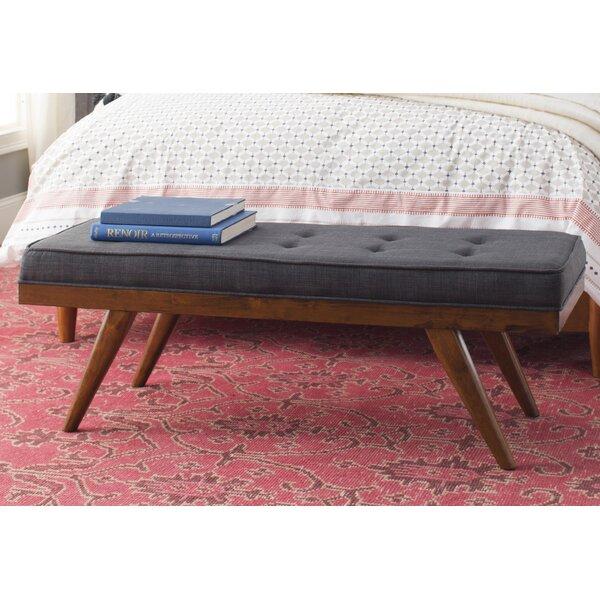 Harbin Upholstered Bench by George Oliver