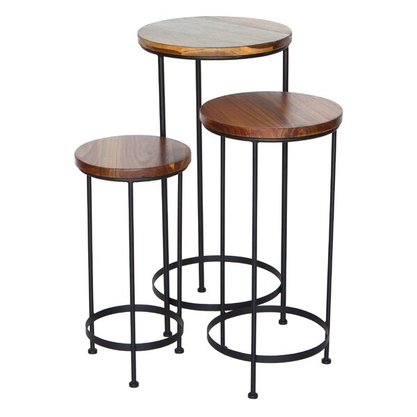 3 Leg Nesting Tables By Inspired Visions