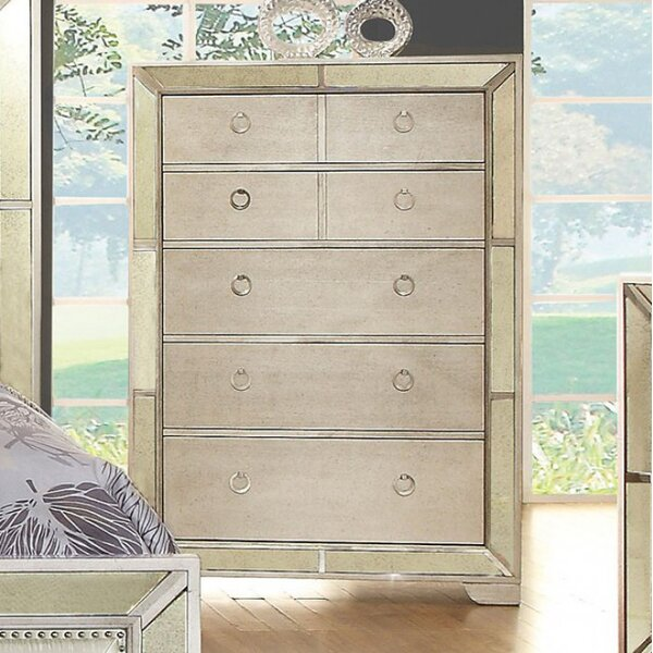 Susann 10 Drawer Chest by House of Hampton