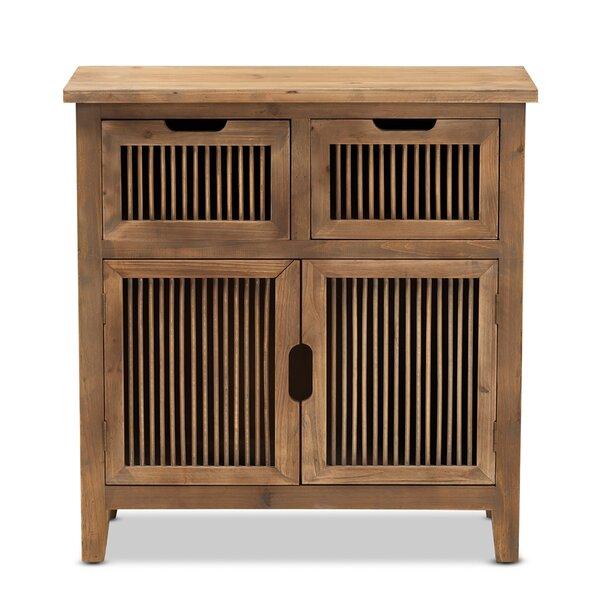 Hinshaw 2 Door Accent Cabinet