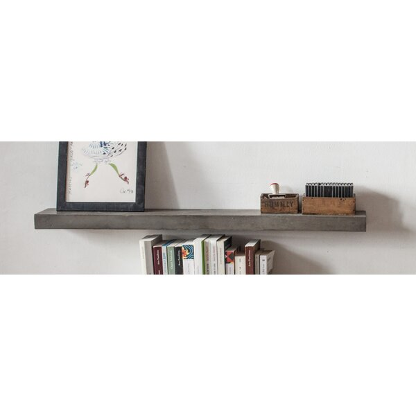Sliced Floating Shelf by Lyon Beton