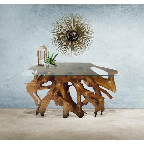 Parman Root Console Table By Bloomsbury Market