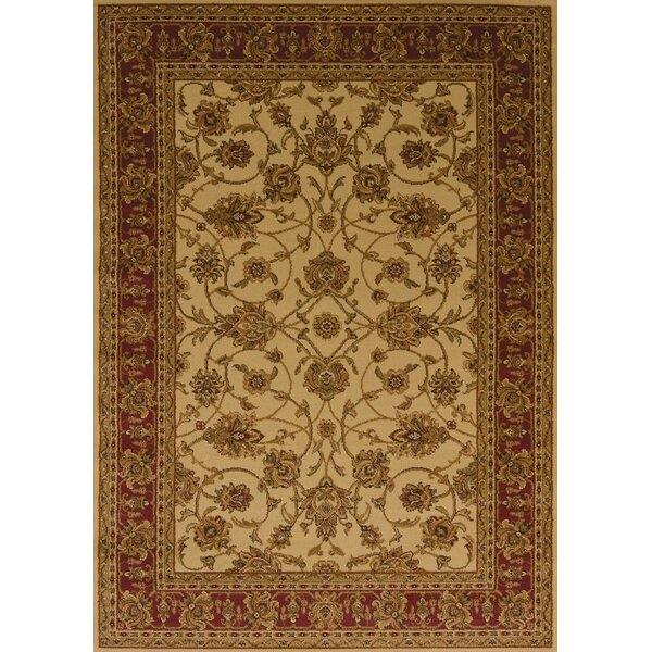 Affinity Reza Ivory Area Rug by United Weavers of America
