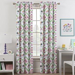 waverly fabric curtains wayfair