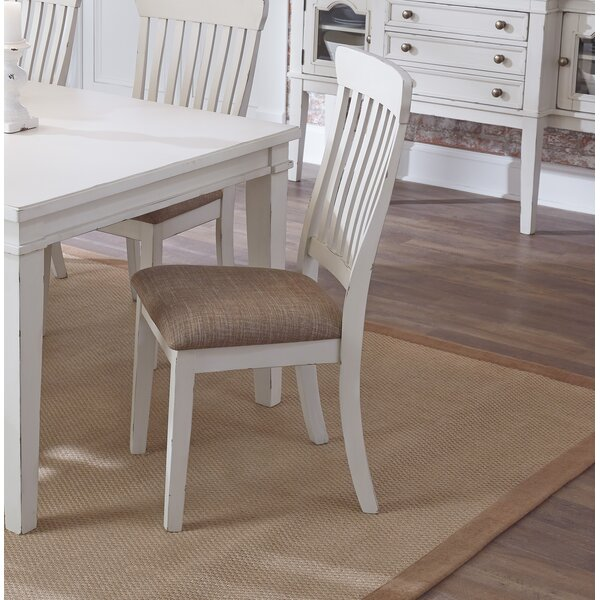 Milla Dining Chair (Set of 2) by Alcott Hill