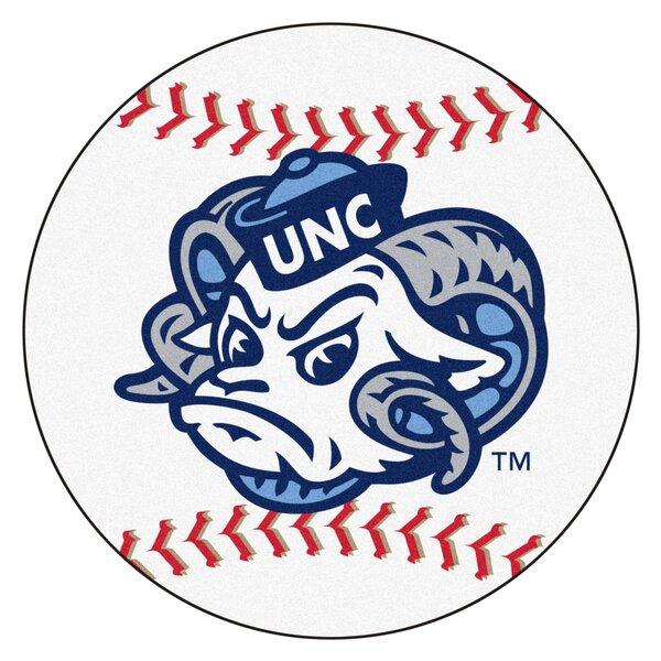 NCAA University of North Carolina - Chapel Hill Baseball Mat by FANMATS