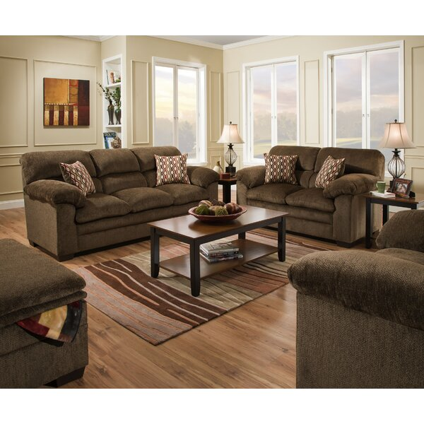 Derry Configurable Living Room Set by Alcott Hill