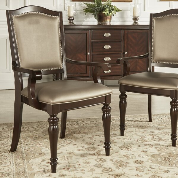 Hobart Upholstered Dining Chair (Set of 2) by Darby Home Co