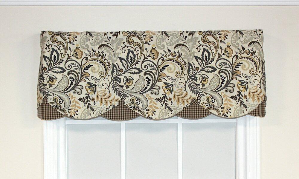 Andover Mills Baytown Petticoat 50 Quot Curtain Valance