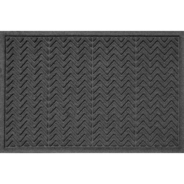 Harding Chevron Doormat by Latitude Run