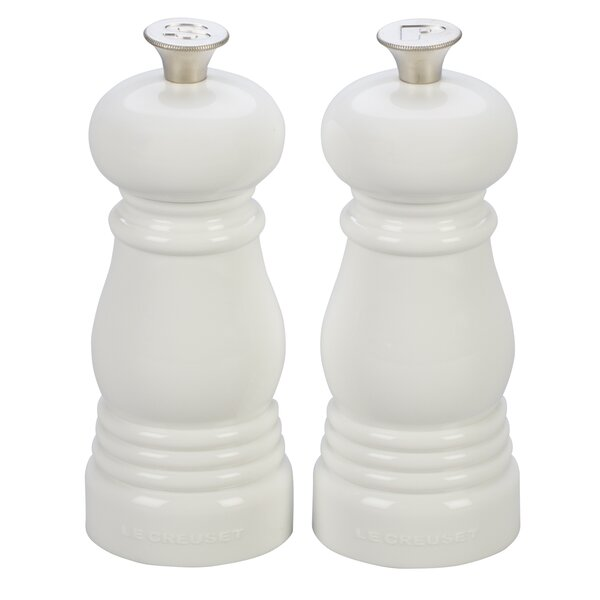 Petite 2-Piece Salt and Pepper Set (Set of 2) by Le Creuset