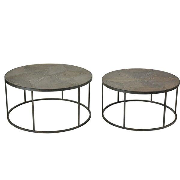Vandewa 2 Piece Coffee Table Set by Gracie Oaks Gracie Oaks