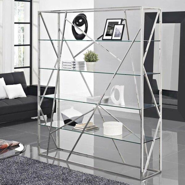 Sonja Divider Etagere Bookcase by Orren Ellis